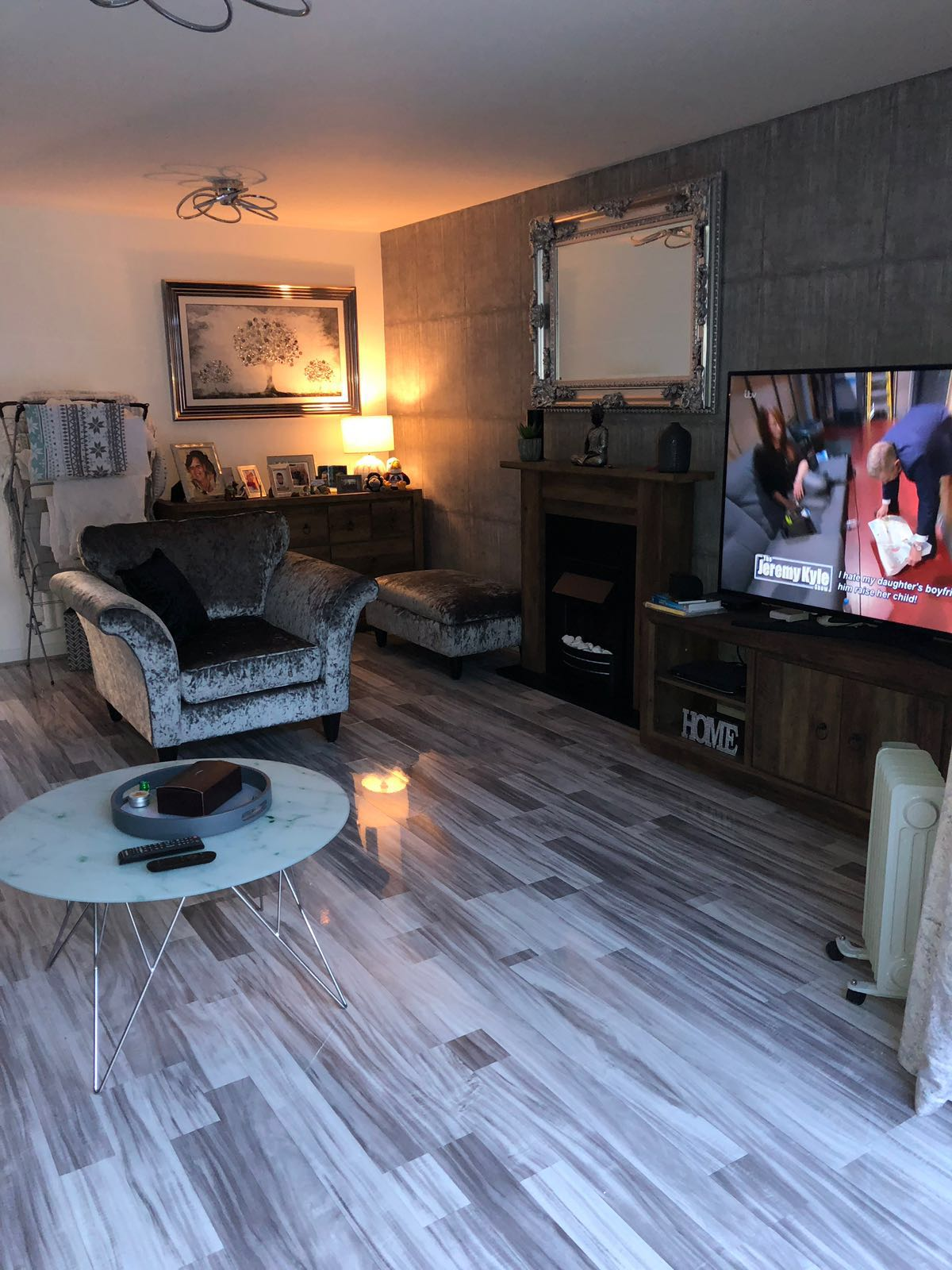 Colorado Light Oak High Gloss Flooring Floorless Floors