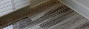 An image of our Colorado Light Oak high-gloss laminate flooring.