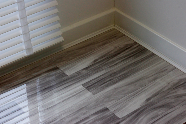 how to clean high gloss floor tiles