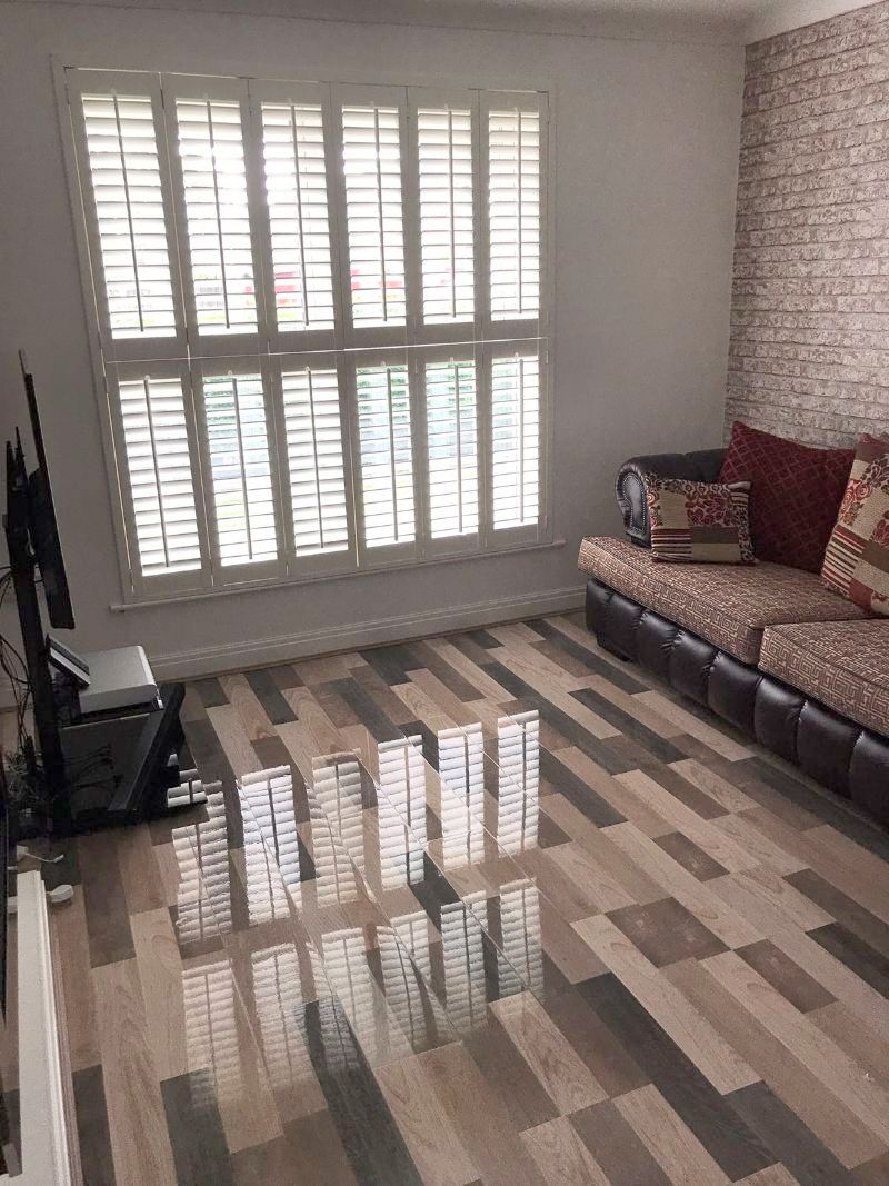 Grey Slates Laminate Flooring Floorless Floors