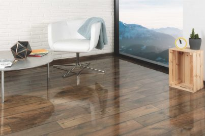 Kaindl Posino – High-Gloss Laminate Flooring