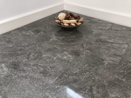 Modern Concrete – High Gloss Laminate Flooring